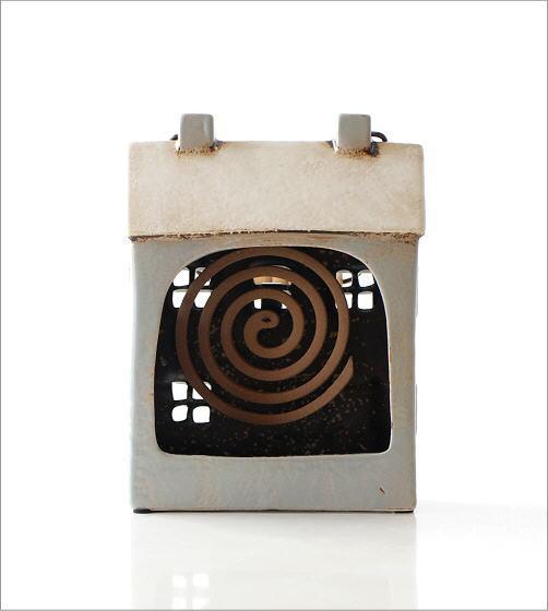 陶器のモスキートハウス A(4)