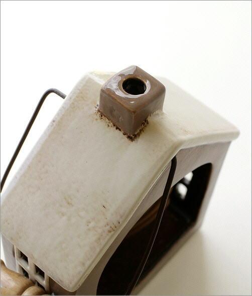 陶器のモスキートハウス B(2)