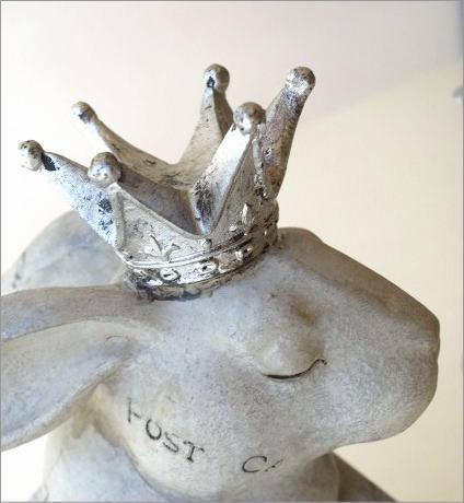 プリンセスうさぎのブックエンド(4)
