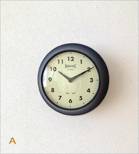 ハンズウォールクロック 2カラー(3)
