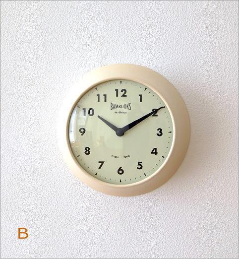 ハンズウォールクロック 2カラー(4)