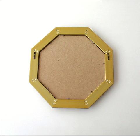 アンティークなミラー 八角(3)