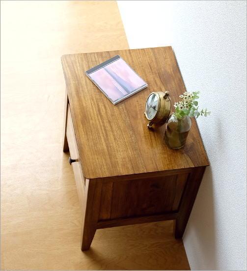 チークサイドテーブル45(3)