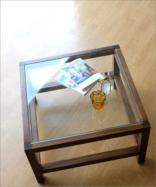スンカイ ガラステーブル 62(1)