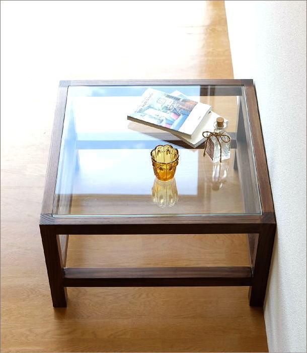 スンカイ ガラステーブル 62(2)