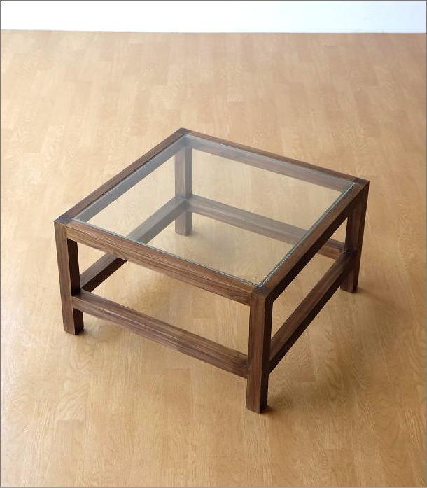 スンカイ ガラステーブル 62(5)