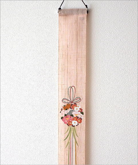 細タペストリー 薬玉飾り(2)