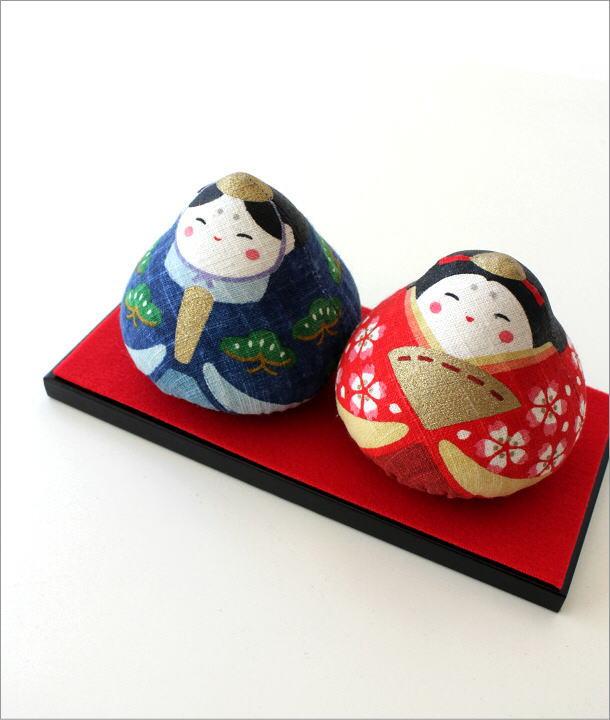 麻人形 みやび雛(1)