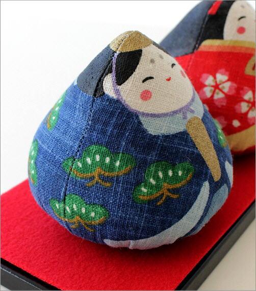 麻人形 みやび雛(3)