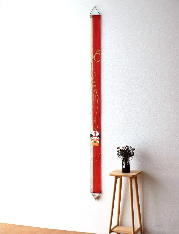 細タペストリー 代々長寿(1)