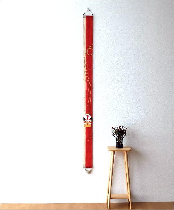 細タペストリー 代々長寿(5)