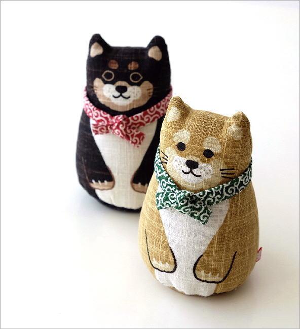 麻人形 柴犬2タイプ(1)
