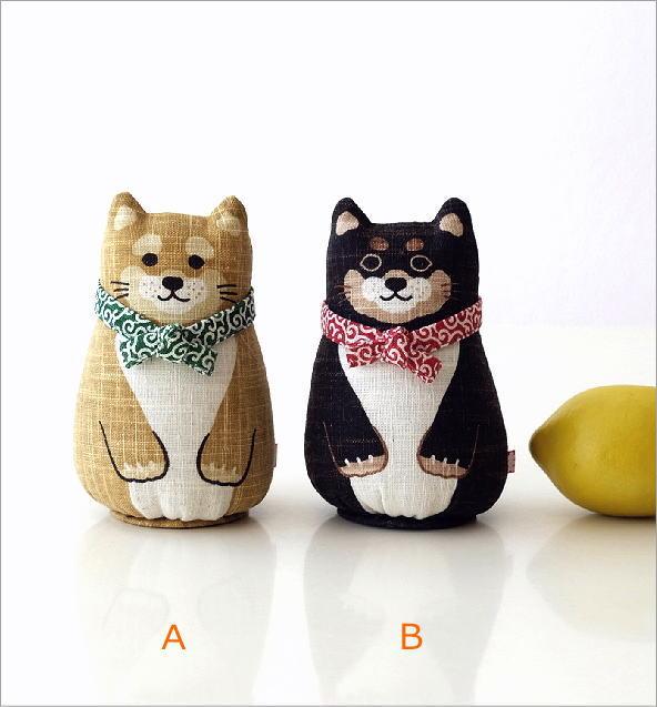 麻人形 柴犬2タイプ(3)