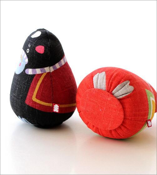 麻人形 干支丑 2カラー(2)