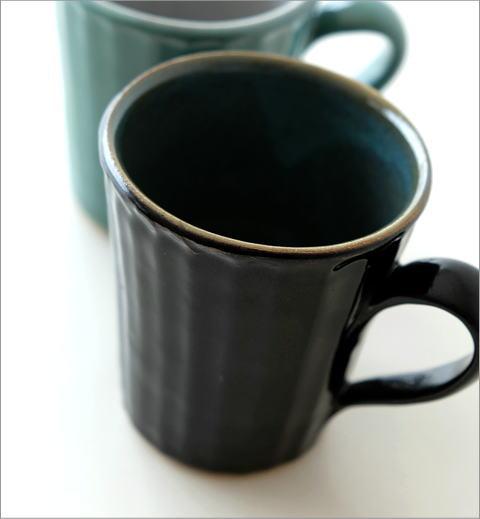 カラー鎬マグカップ 2カラー(3)