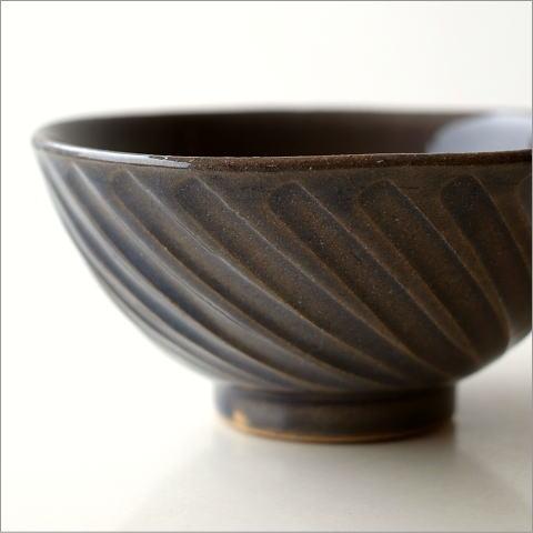 飯碗 グレーnaname(2)
