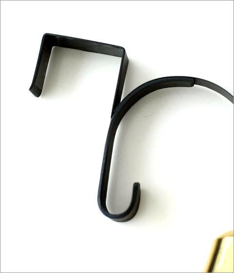 真鍮のドアベル ブラケットタイプ(3)