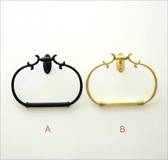 ブラスタオルリング 2カラー(5)