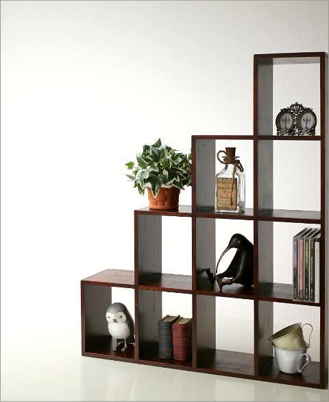 漆のコレクション飾り棚(2)